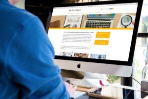 We Do Finance website